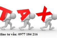 Chậm nộp hồ sơ khai thuế sẽ bị xử lý như thế nào?