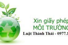 Nội dung của báo cáo đánh giá tác động môi trường